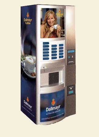 Avtomati Dallmayr - product image