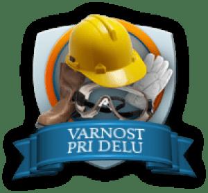 Varnost pri delu - product image