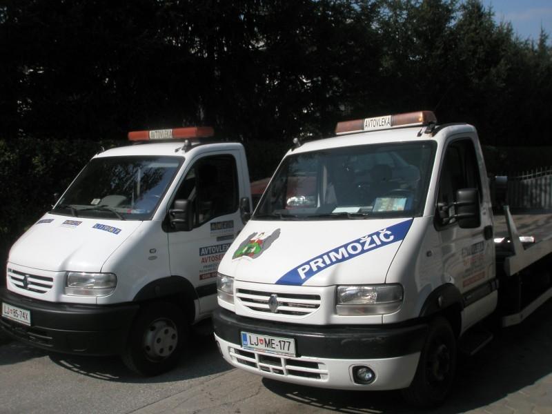 Prevoz vozil - product image