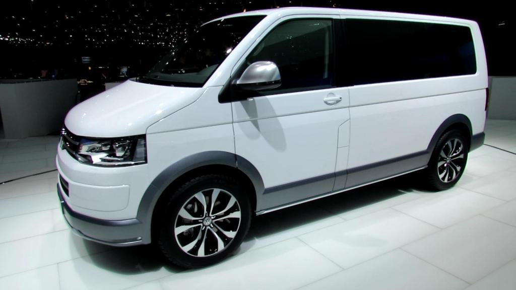 VW Transporter - product image
