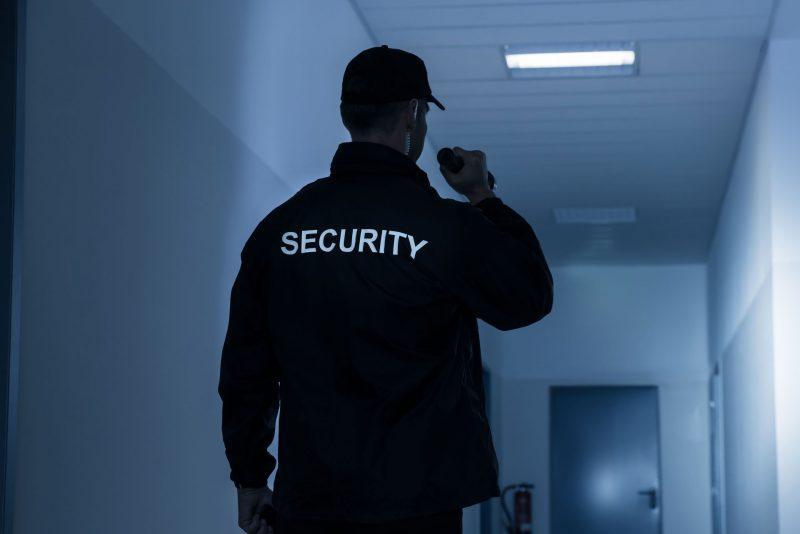 Varnostnimi obhodi in varovanje prireditev - product image