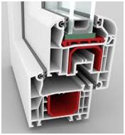 Pvc okna IDEAL 4000 - product image