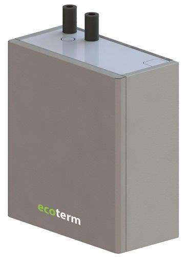 Toplotne črpalke in hladilni sistemi ECOTERM F - product image