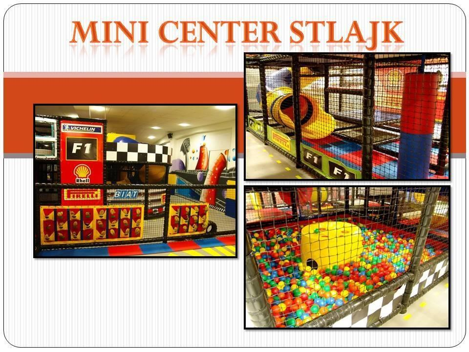 Otroška zabava - mini center stlajk - product image