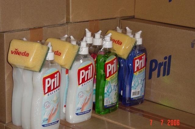 Pakiranje v termoskrčljivo folijo - product image
