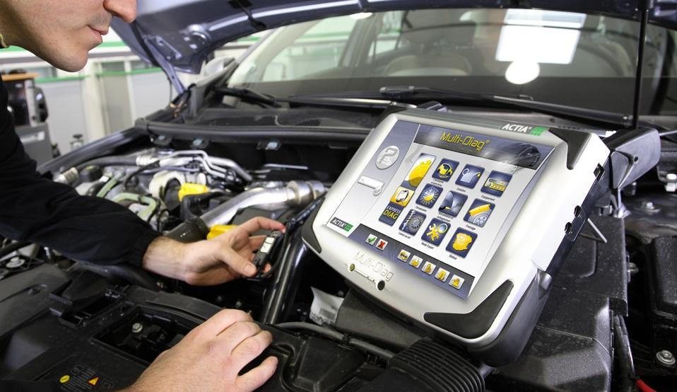 Popravilo električnih komponent vozil - product image