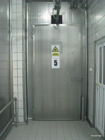 Hladilniška in termoizolacijska vrata  - product image