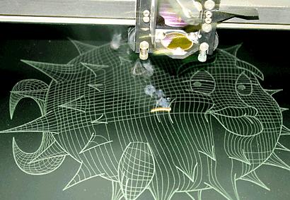 Laserska obdelava in graviranje kovin - product image