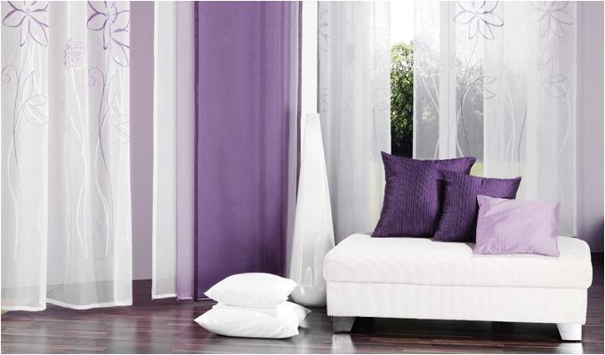 Notranja senčila: Panelne zavese - product image
