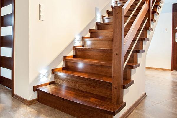 Lesene stopnice po meri - product image