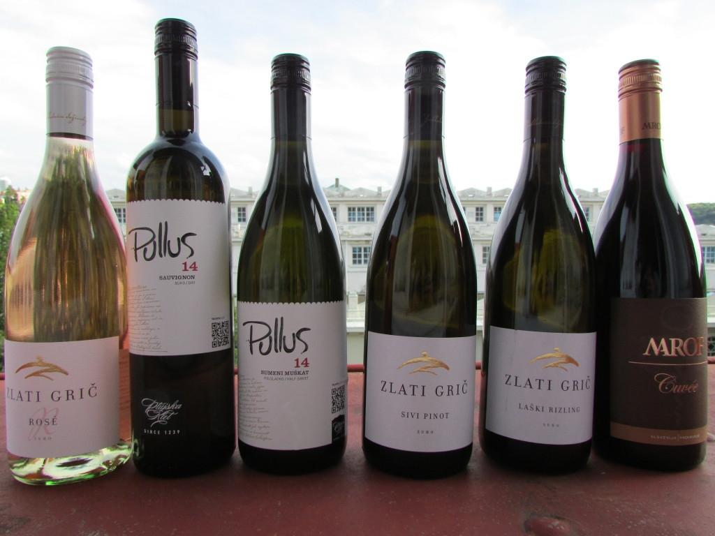 Bela buteljčna vina - product image