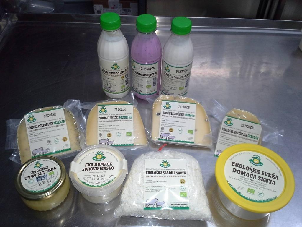 Izdelki eko sirarne - product image