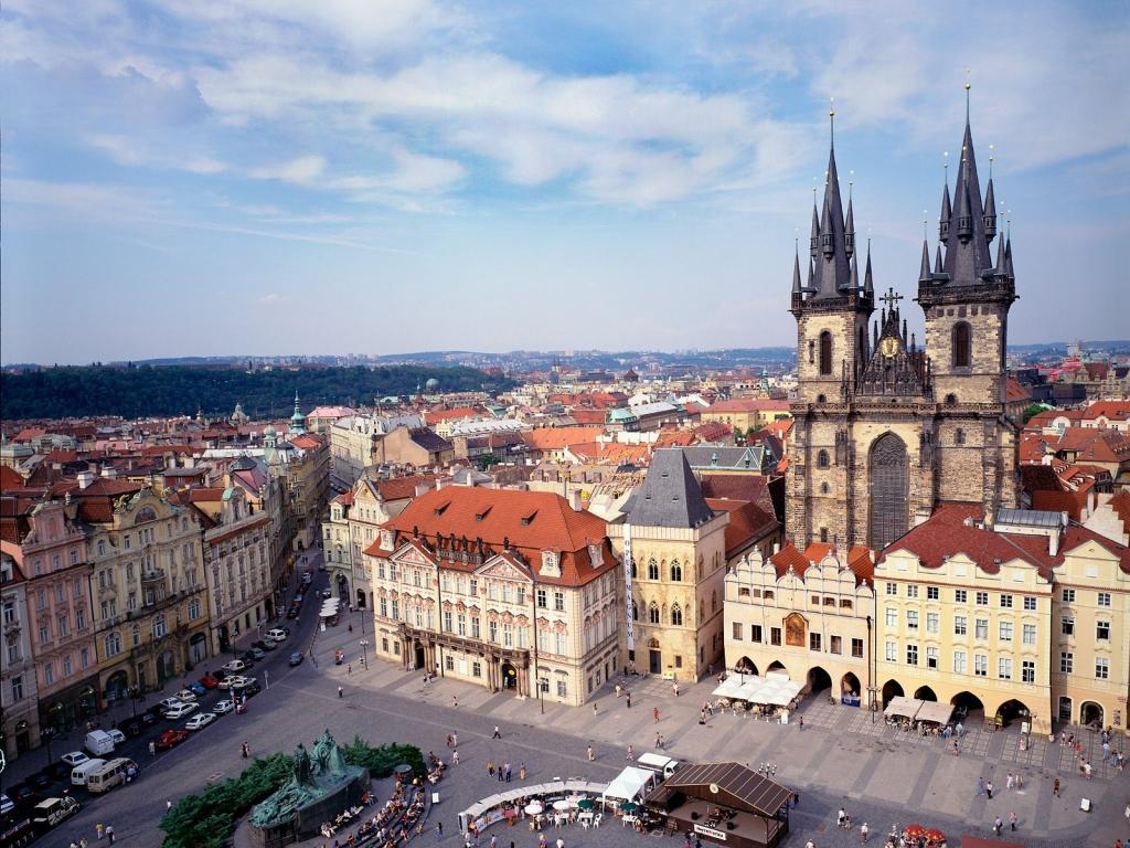 Češka in Slovaška - product image