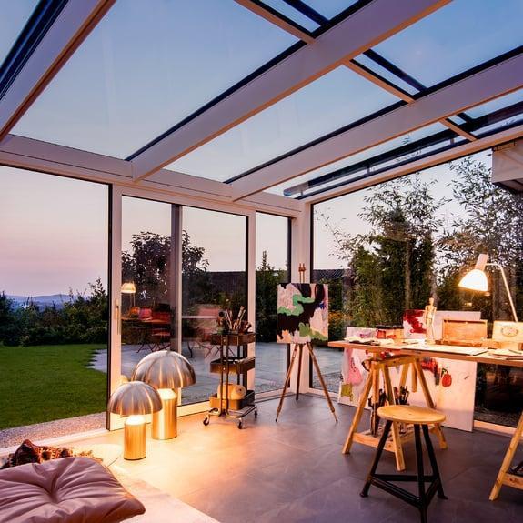 Zimski vrtovi in zasteklitev balkonov - product image