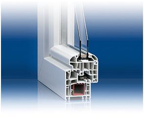 Pvc okna IDEAL 5000 - product image