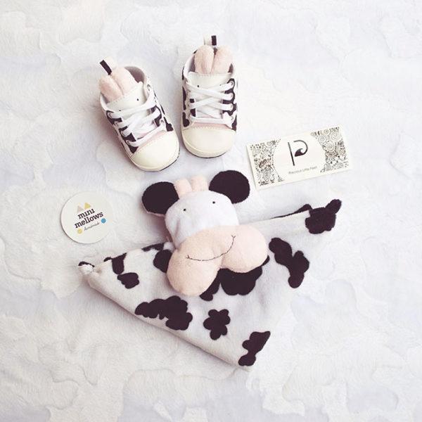 Otroški čeveljčki - Paulina The Cow & Sneakers - product image