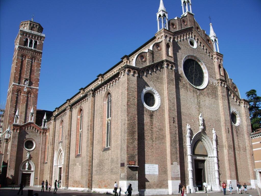 Bazilika Santa Maria gloriosa dei Frari - product image