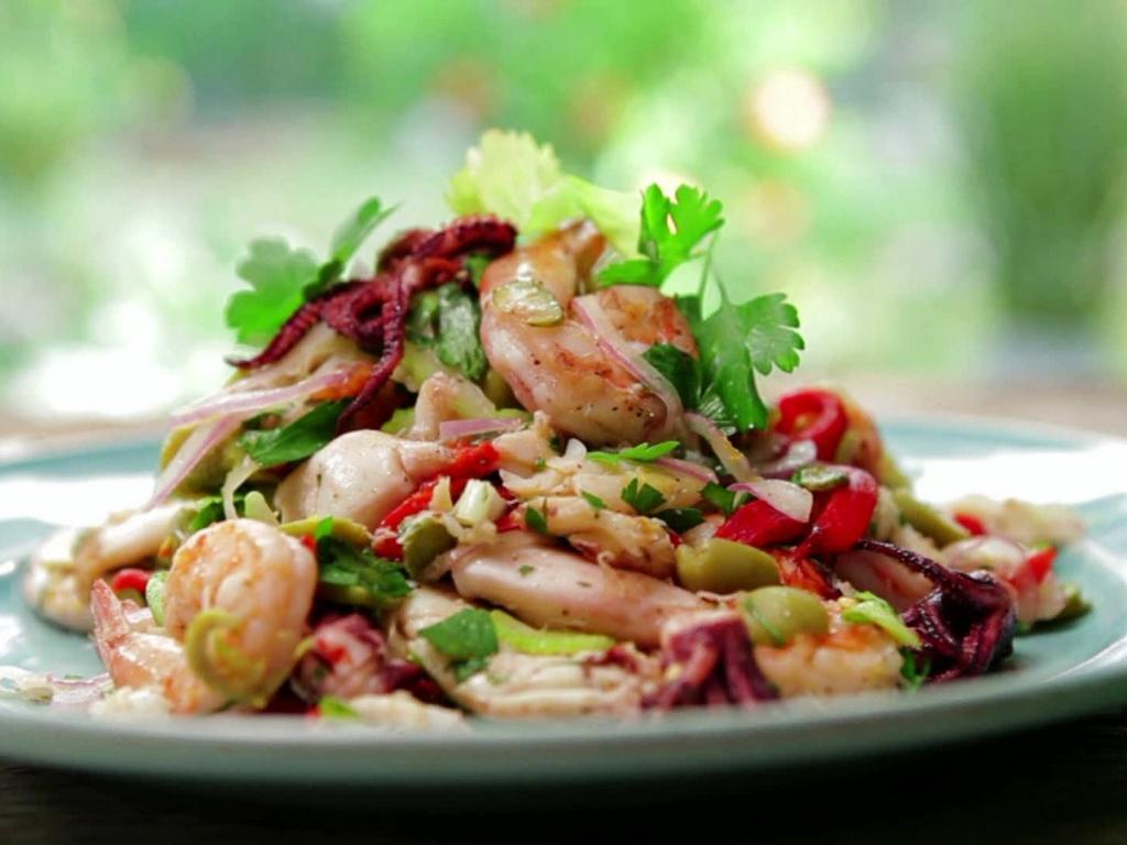 Ribje jedi in morski sadeži - product image