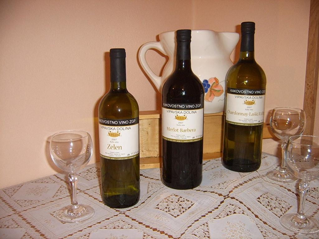 Ponudba naših vin - product image