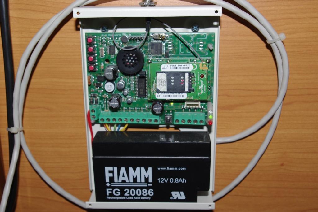 GSM upravljanje in nadzor - product image