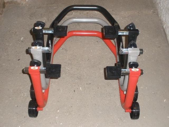 Stojala in nosilci za motor - product image