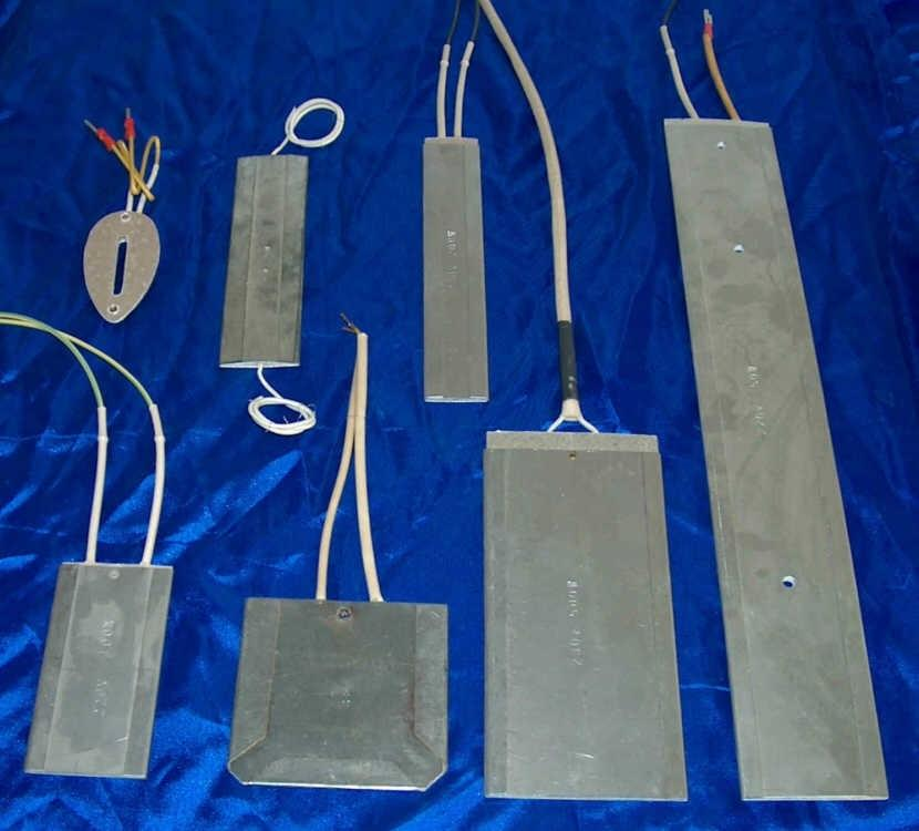 Ploščati grelniki - product image
