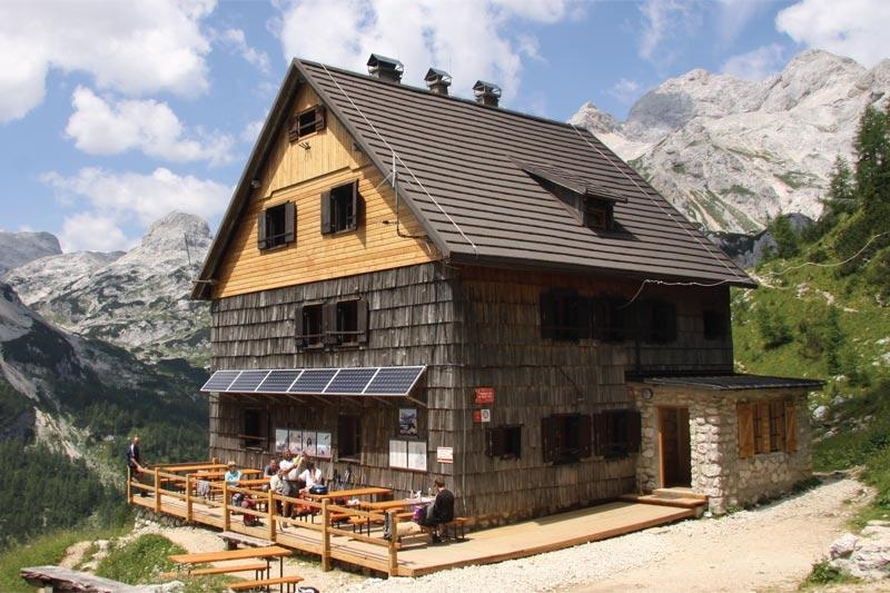 Vodnikov dom na Velem polju - product image