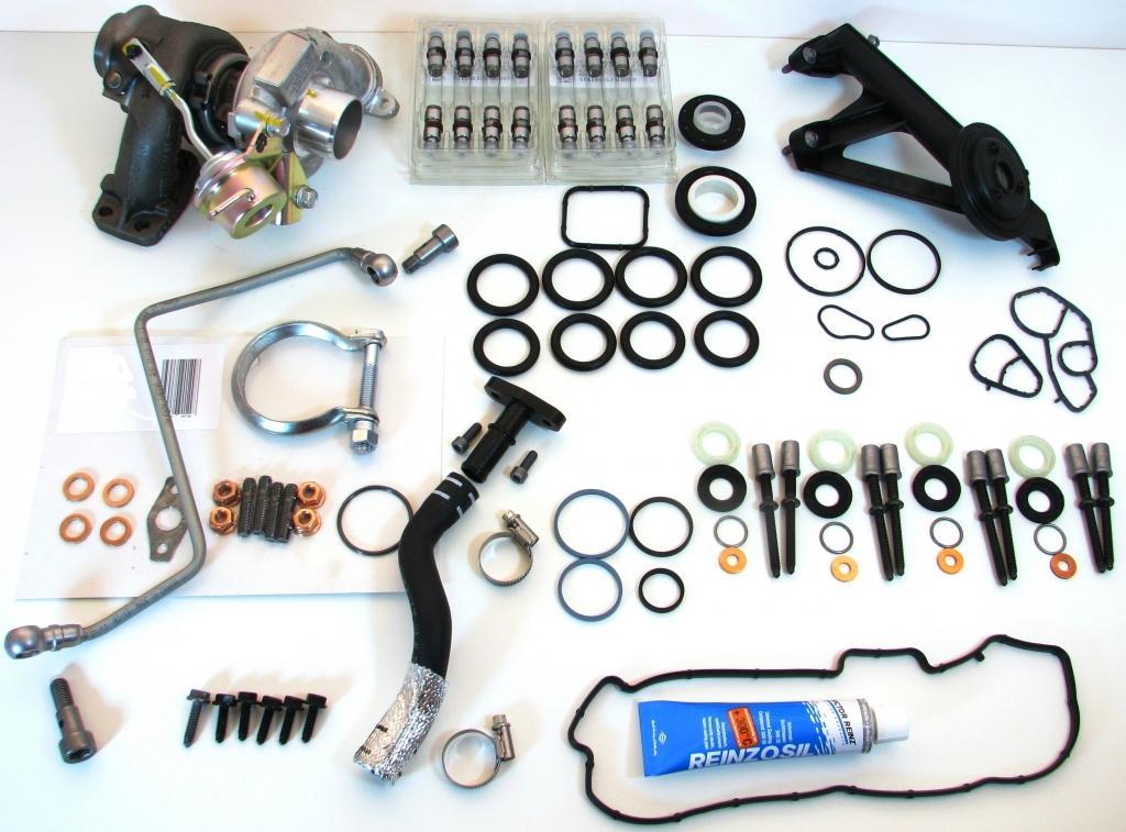 Turbo servis set - product image