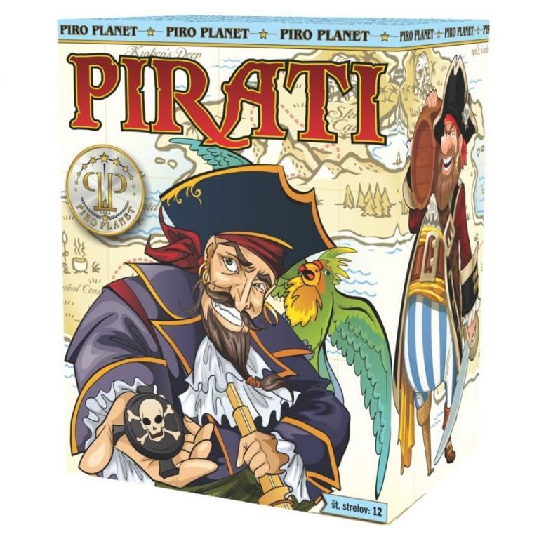 Pirati ognjemetna baterija - product image