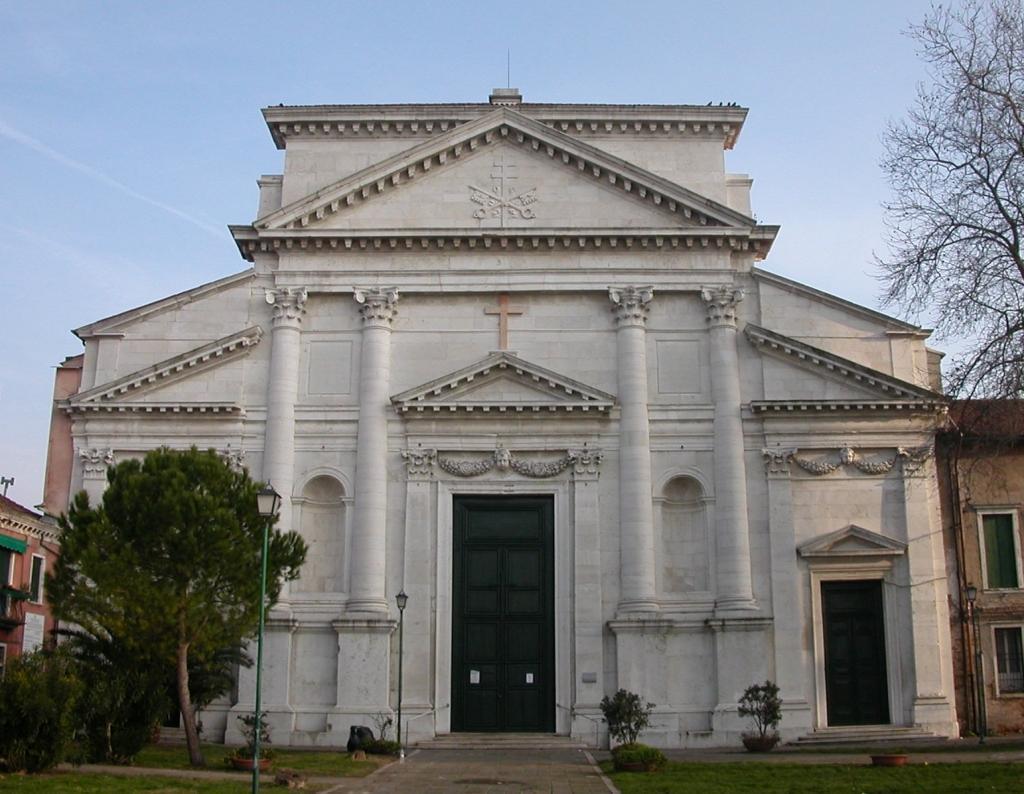 Cerkev San Pietro di Castello - product image