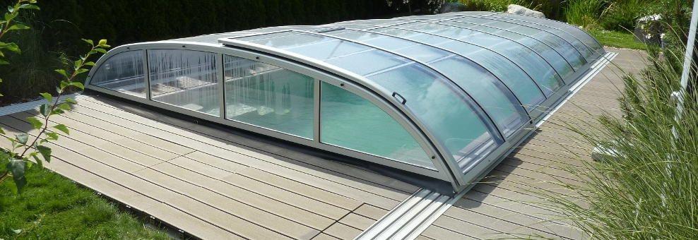 Bazenske strehe - product image