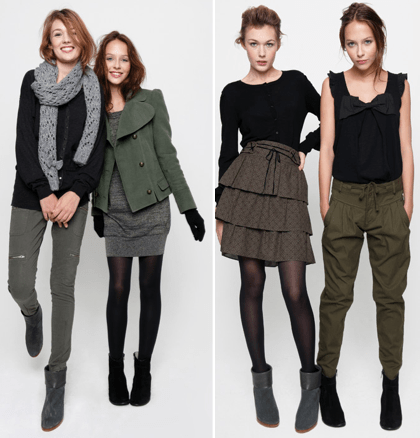 Ženska trendovska oblačila - product image