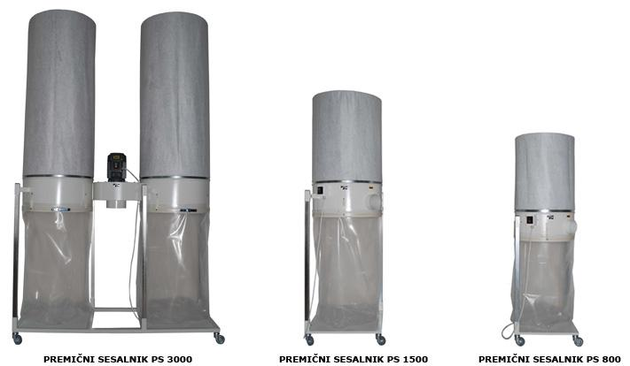 Premični sesalniki - product image
