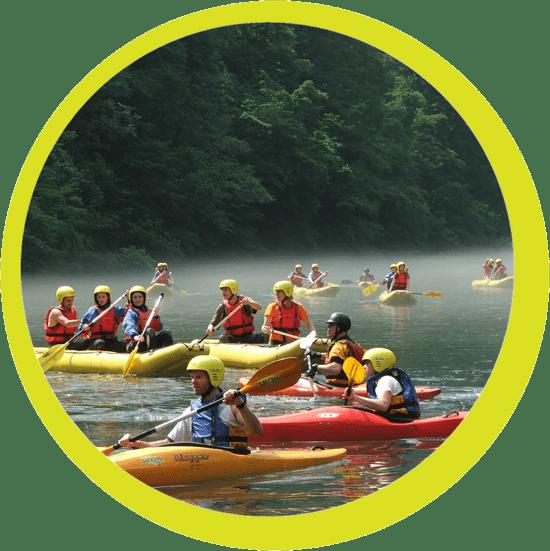 Kajak kanu safari - product image