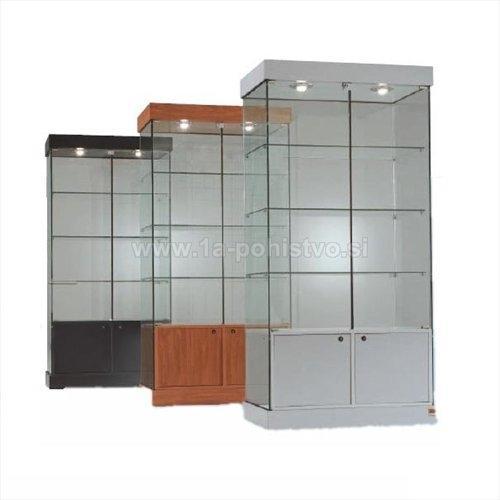 1A - Steklene vitrine - product image