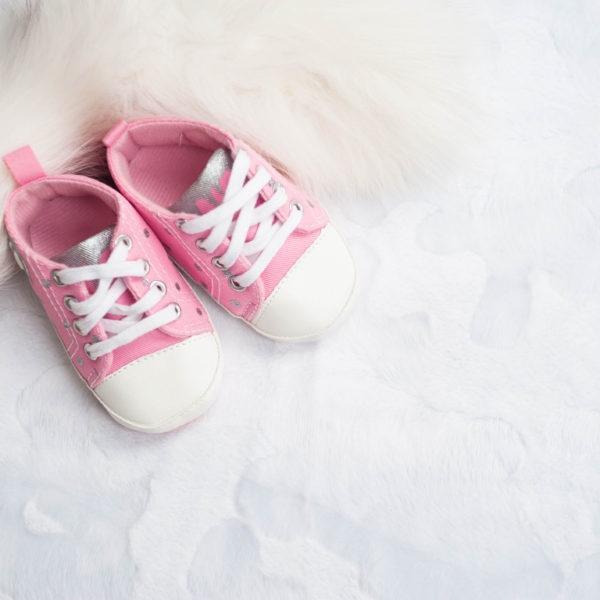 Otroški čeveljčki - Winter Pink - product image