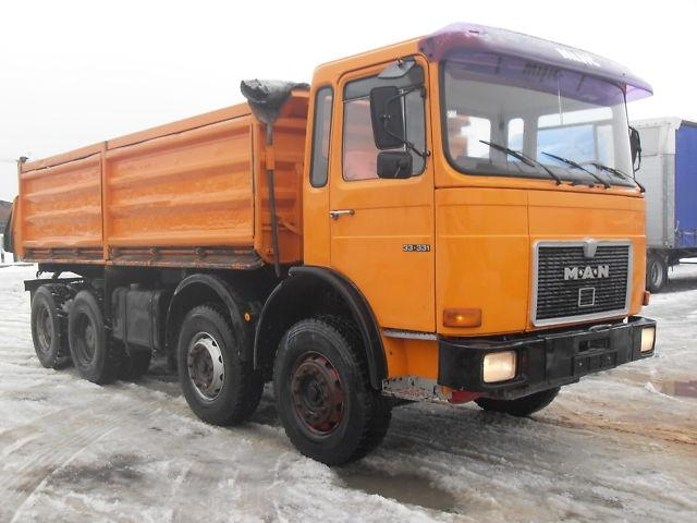 Prevozi s kiper kamionom - product image