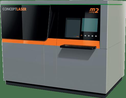 M2 cusing – Sistem laserskega taljenja kovine - product image