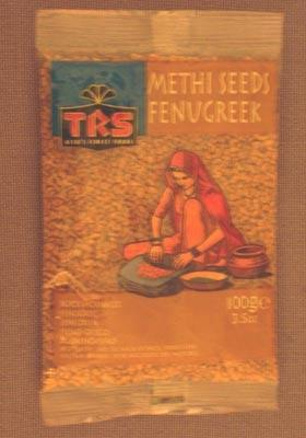 Fenugreek Methi Grško seme 100g - product image