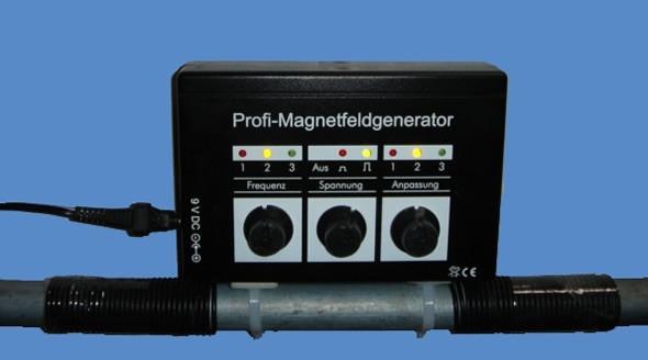 Elektromagnetni nevtralizator vodnega kamna PK-1 generator - product image