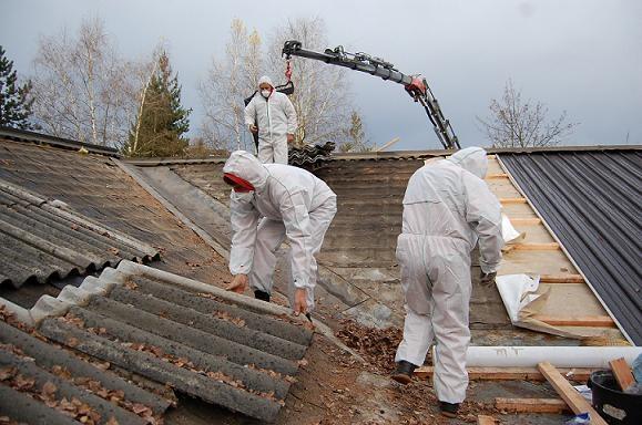 Odstanjevanje materialov iz objektov, ki vsebujejo azbest - product image