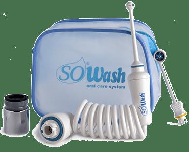 SoWash sistem zobna prha za ustno higieno - product image