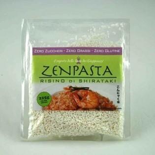 ZenPasta Shirataki riž - product image