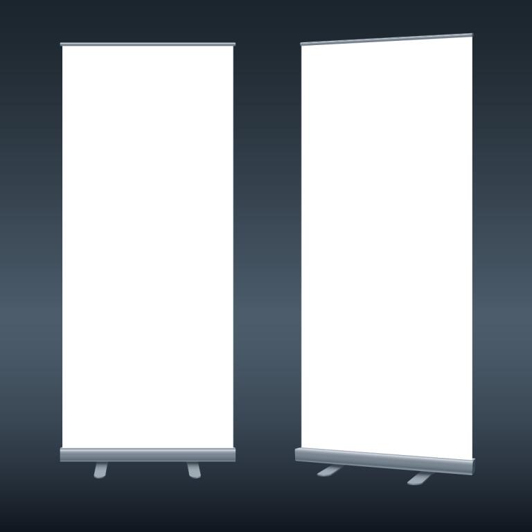 Izdelava Roll Up stojal - product image