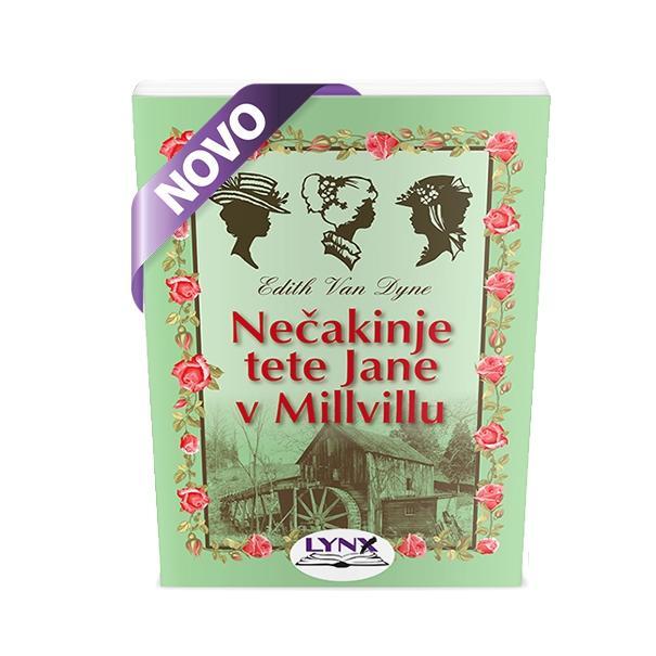 NEČAKINJE TETE JANE V MILLVILLU (broš.)/E. van Dyne - product image