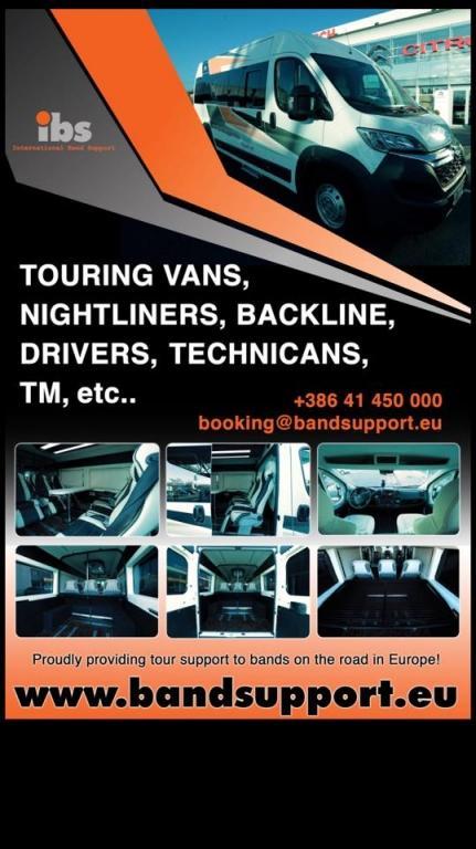 Backline podpora - product image