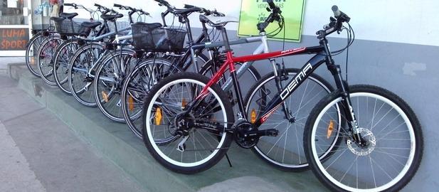 Izposoja koles - product image