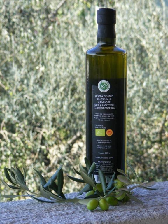 BIO ekstra deviško oljčno olje - product image