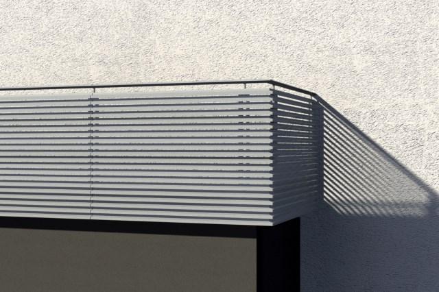 Ograje iz aluminija - product image