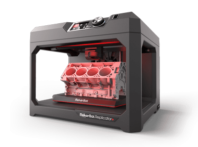 MakerBot Replicator + - product image